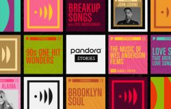 Pandora Launches Stories