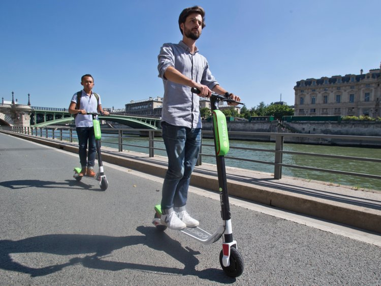 Electric Scooters Gaining Popularity