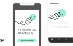 Hinge And National Day Of Unplugging
