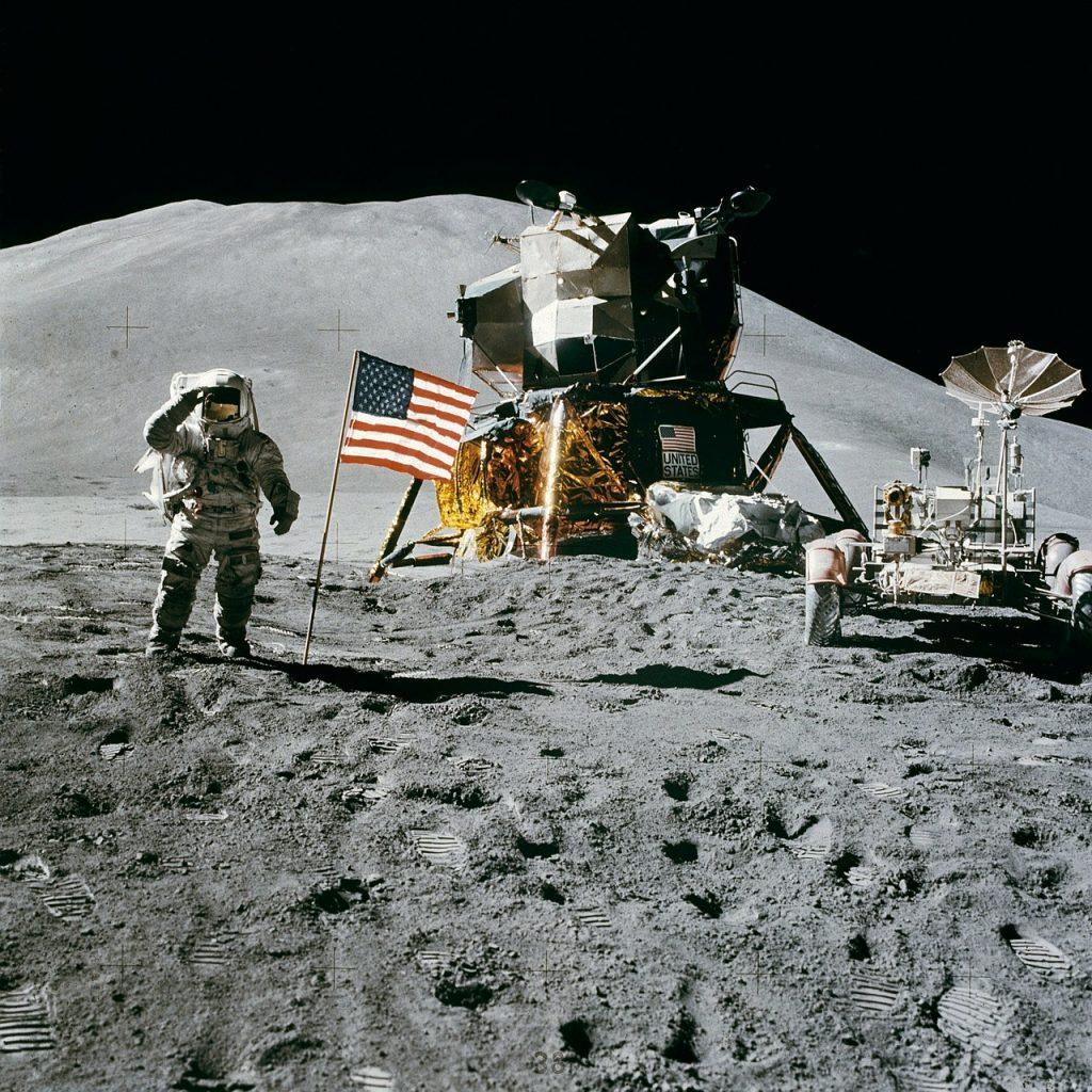 NASA New Moon