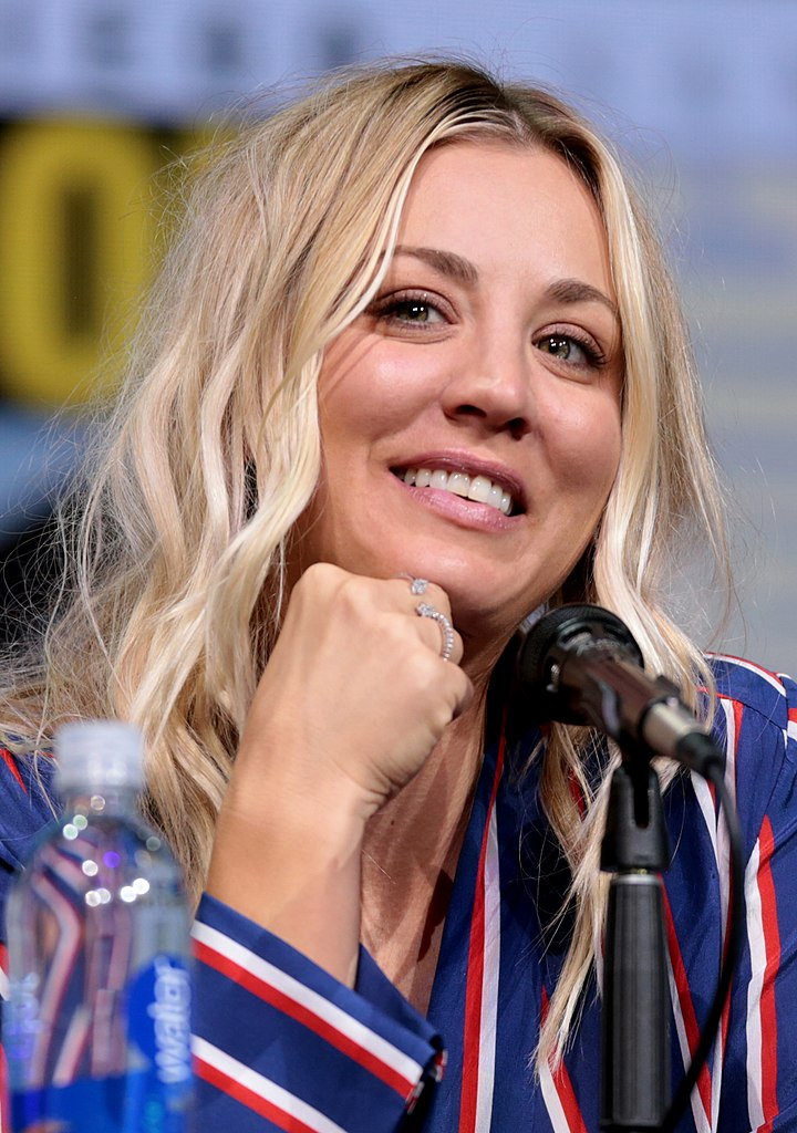 Kaley Cuoco In 2019