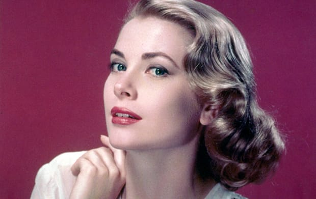 Grace Kelly Circa 1955