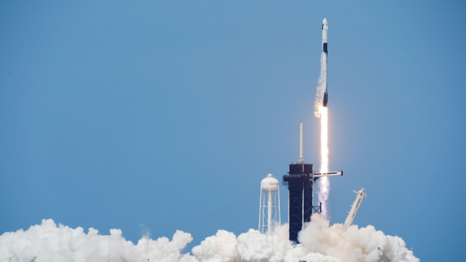 Home Launch, Cape Canaveral, United States 30 May 2020