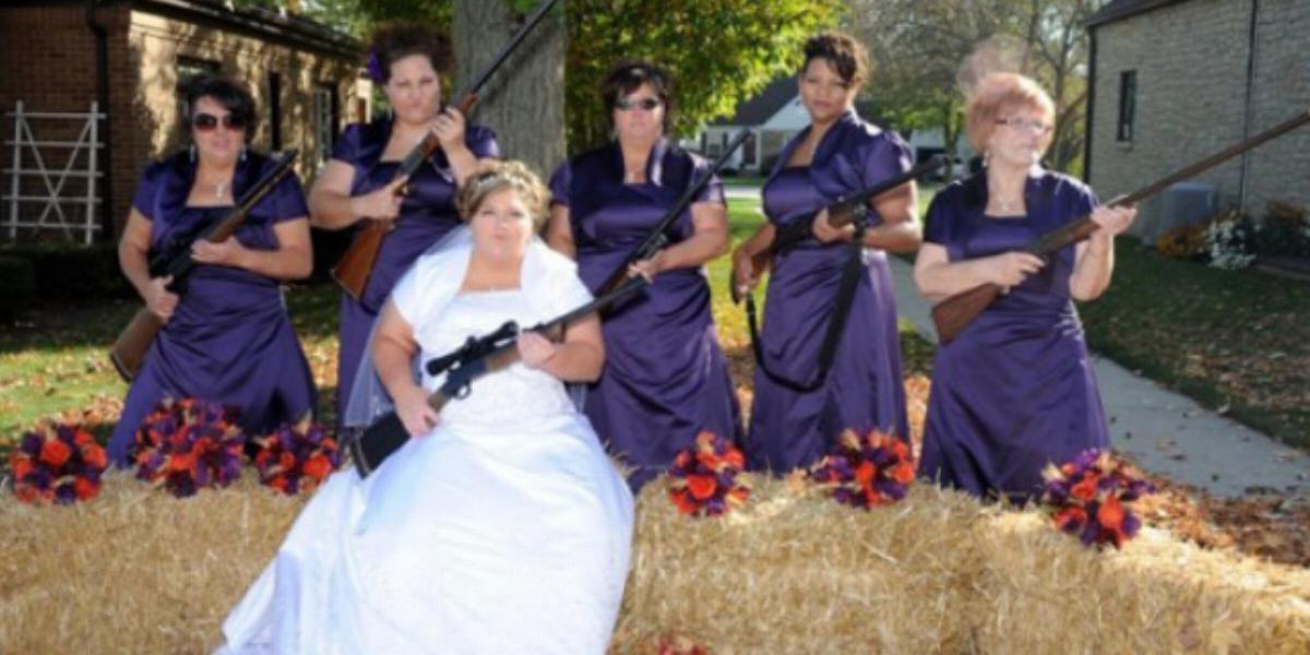 Wedding Crashers Beware