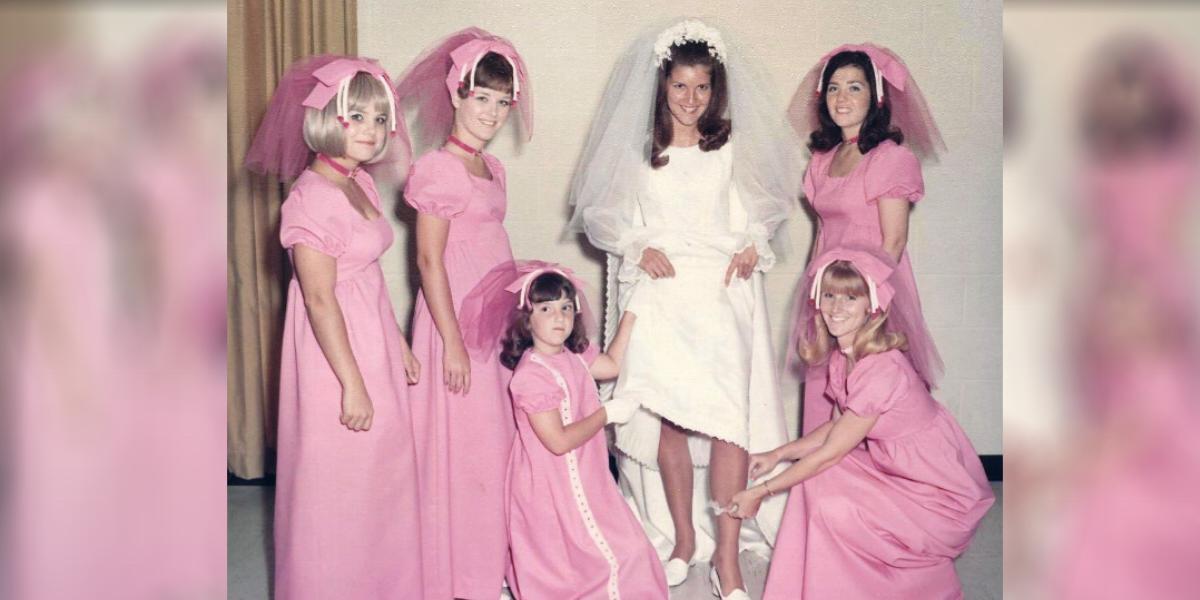 Pepto Bridesmaids