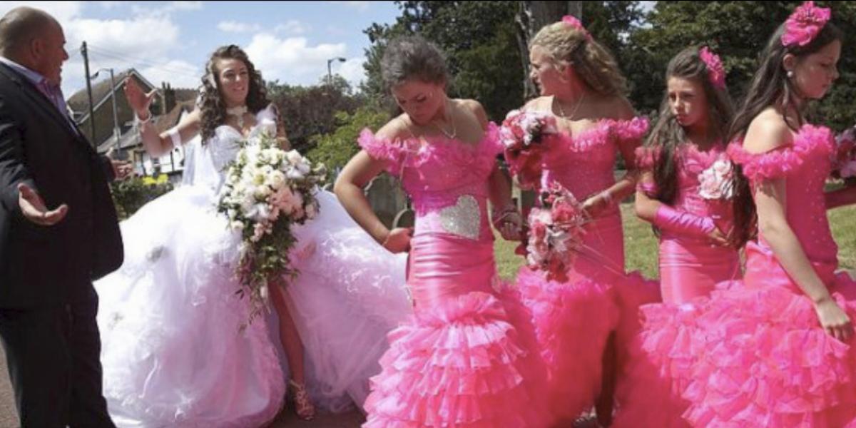 Mer Bridesmaids