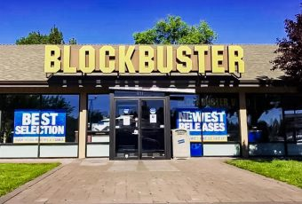 The World's Last Blockbuster Store