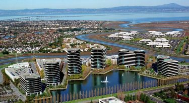 Oracle Headquaters In Redwood City, California