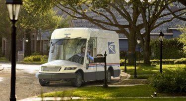 Next Generation USPS Mail Truck