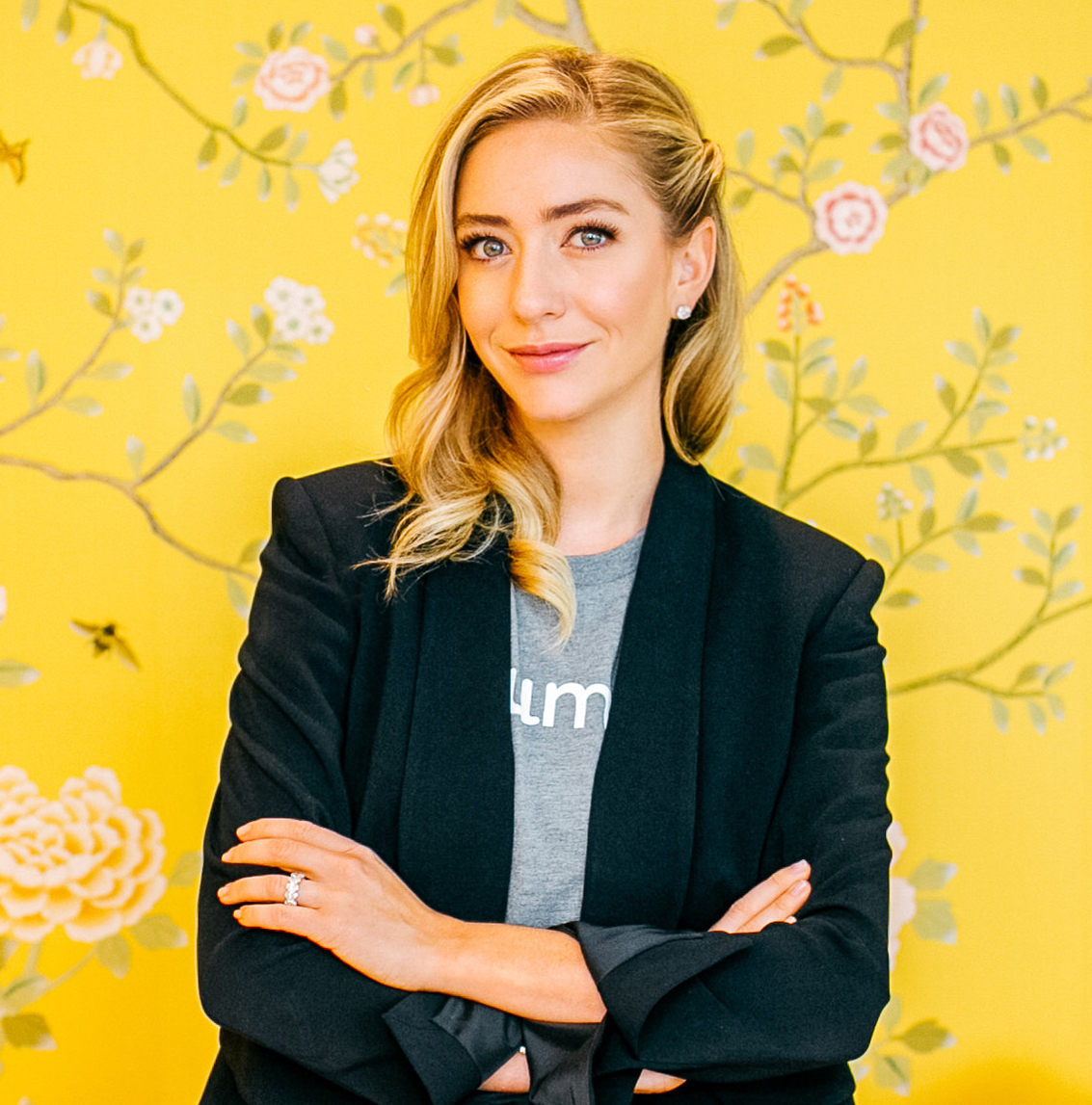 The Woman Behind Bumble