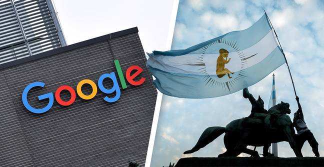 Google Argentina Got The Domain Back