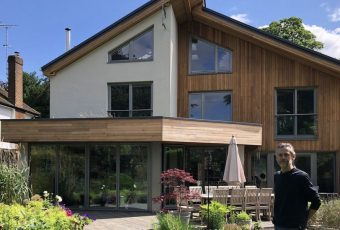 Colin Heal With His Sustainable Home