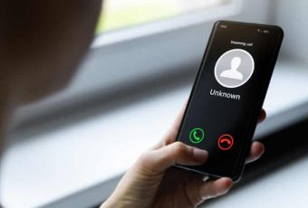 Unknown Phone Calls Can Often Be From Scammers