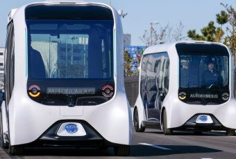 Toyota's Autonomous Vehicle